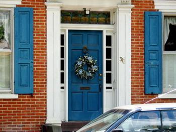 020211 Đường vào nhà, lối đi và cửa trước trong thuật phong thủy