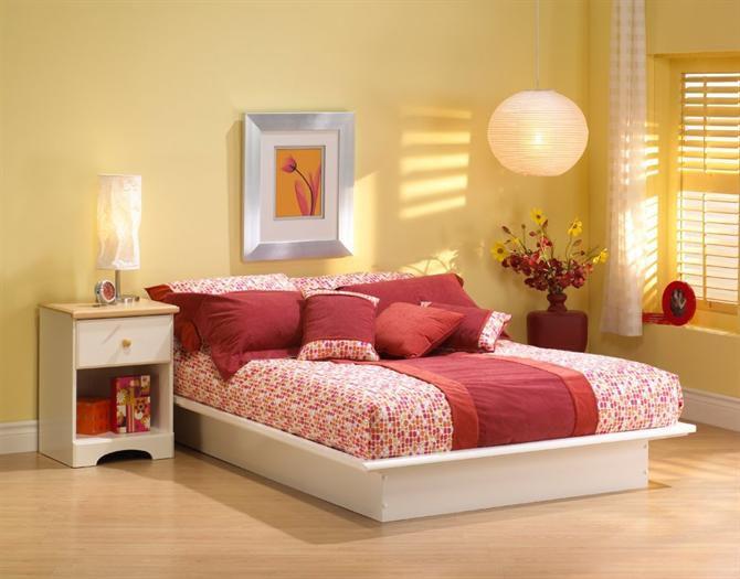 20131112013942843 Ngủ ngon nhờ đặt giường đúng theo hướng phong thủy